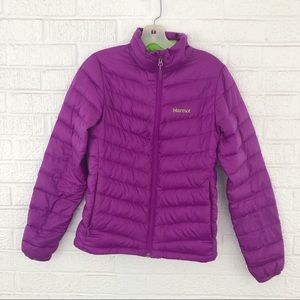 Marmot 700 Fill Down Packable Puffer Size Small